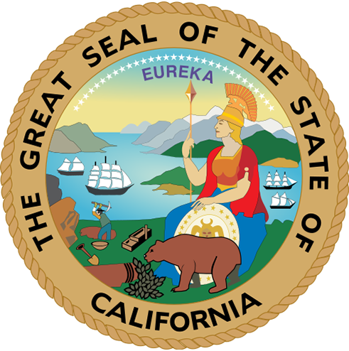 Certified by State of California