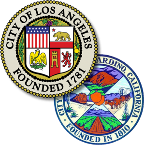 Certified in the Cities of San Bernardino and Los Angeles