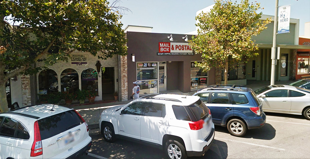 Pasadena Service Center